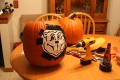 Pumpkins, Power Tools, & Beer!!!