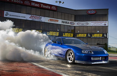 Accelerated Performance Supra Burnout 1