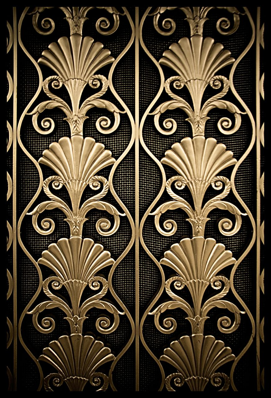 gallery for art deco motif clipart
