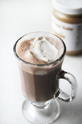 Coconut Peanut Butter Cup Hot Cocoa Recipe