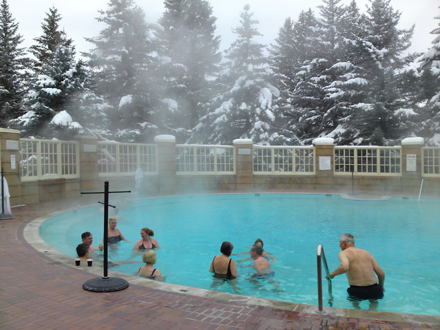 21 Outdoor Pool At Sun Valley Lodge Flickr Photo Sharing
