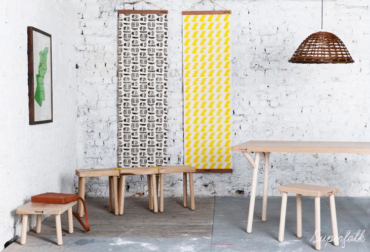 Superfolk A Stockholm Furniture Fair : Superfolk — decor