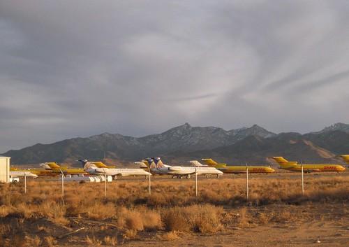 arizona abandoned airplanes kingman kingmanairport