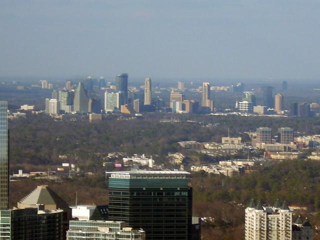 Buckhead Skyline Atlanta Ga Flickr Photo Sharing