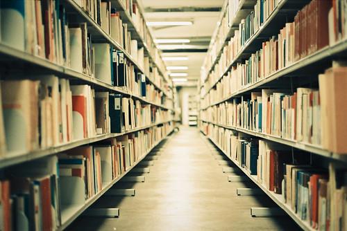 vanishing library