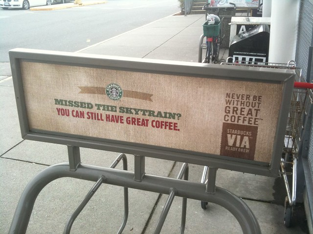 Missed the SkyTrain? You Can Still Have Great Coffee
