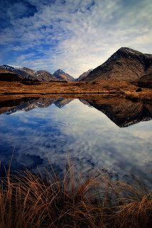 Glen Etive... feels like summer!!