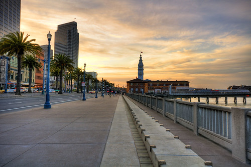 Embarcadero, San Francisco