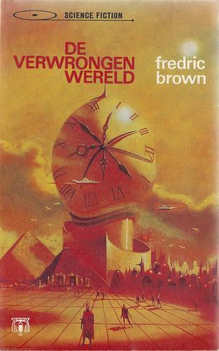 Fredric Brown - De verwrongen wereld (Luitingh 1970)