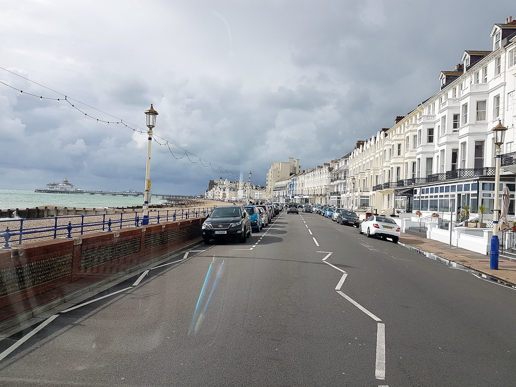 Map Search: Maps of Eastbourne - maphill.com