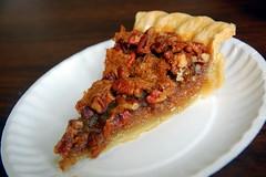 pie, breakfast, baked goods, pecan pie, food, dish, cuisine,