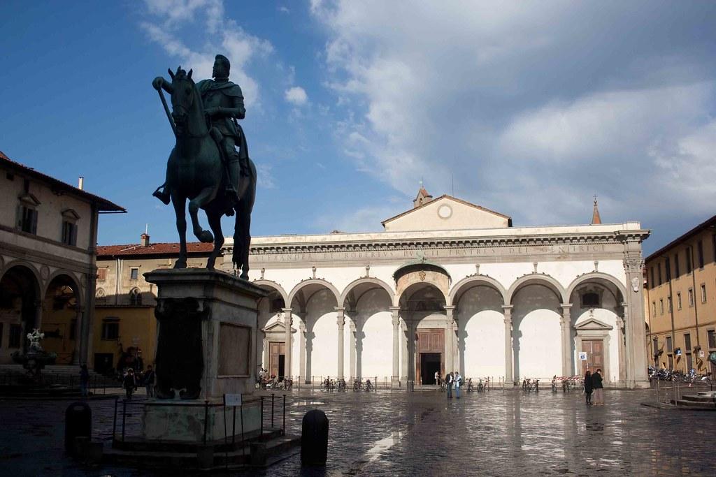 Piazza de Santissima Annunziata