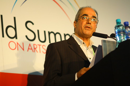 Frank Panucci (Australia), 4th World Summit on Arts & Culture