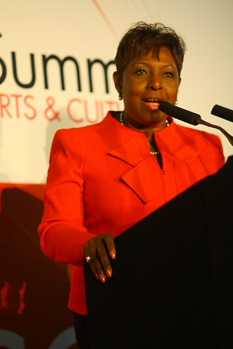 Hon Ms Olivia Grange (Jamaica), 4th World Summit on Arts & Culture