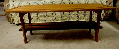 Wood Table 4