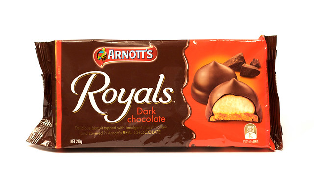 Arnotts Chocolate Royals - IMG_0012