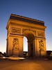 Arc de Triomphe by Paul Robert Lloyd