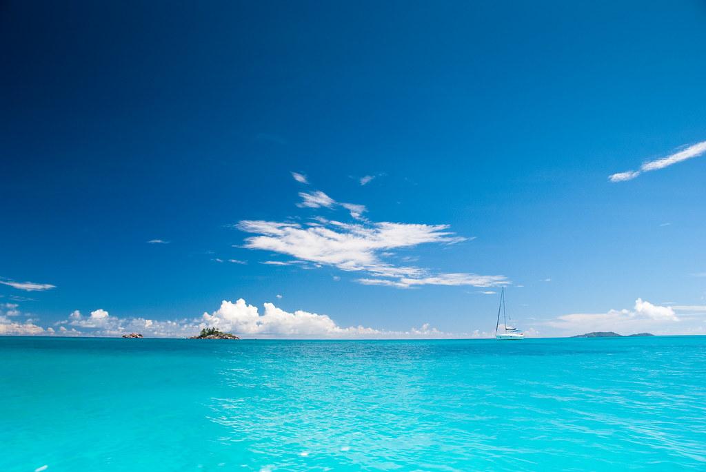 Seychelles - St-Pierre Islet