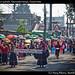 Independence parade, Quetzaltenango, Guatemala