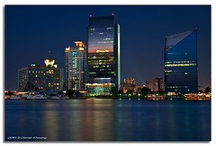 Dubai Creek - Blue Hour