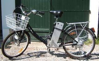 Vélo electrique: