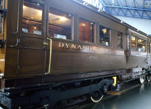 LNER Dynamometer Car