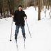 Skiing in Central Park by Digiart2001 | jason.kuffer