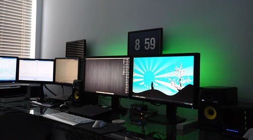 Home Office Re-done