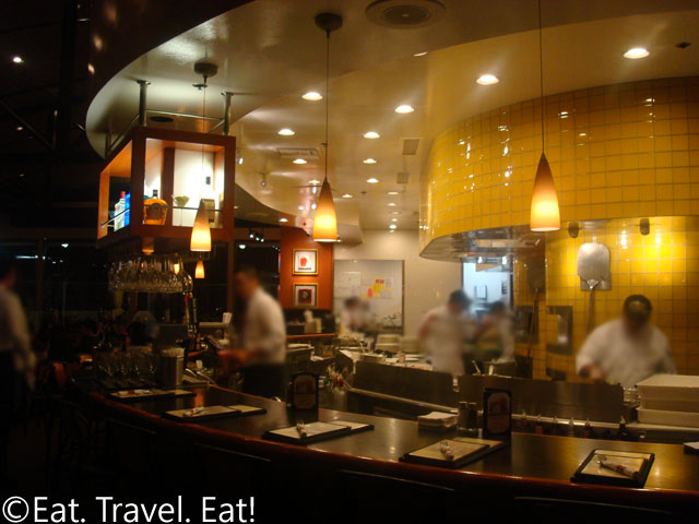 Eat Travel Eat California Pizza Kitchen Irvine