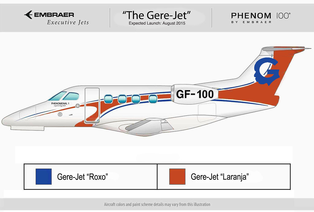 Geremy's Personal Light Jet