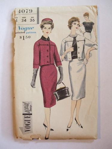 1959 - Vogue 4079