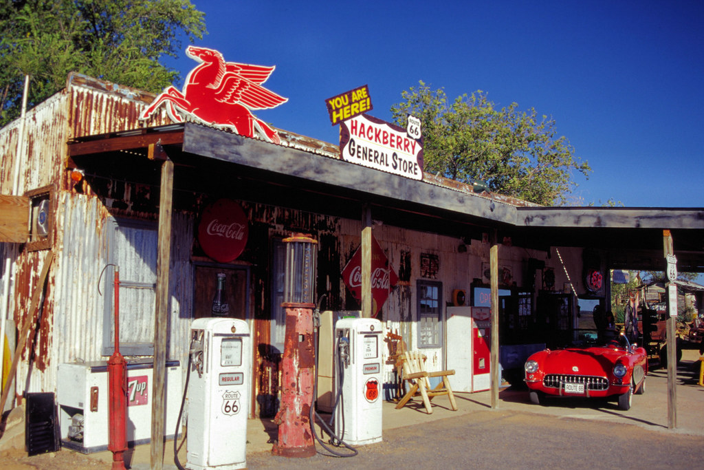 Hackberry General Store, Hackberry, Arizona