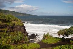Where the O'heo gulch meets the ocean