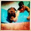 K & K Poolside (Hipstamatic Contest Entry) by largephillip