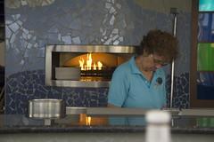 Carmen at Pizza Per Tutti
