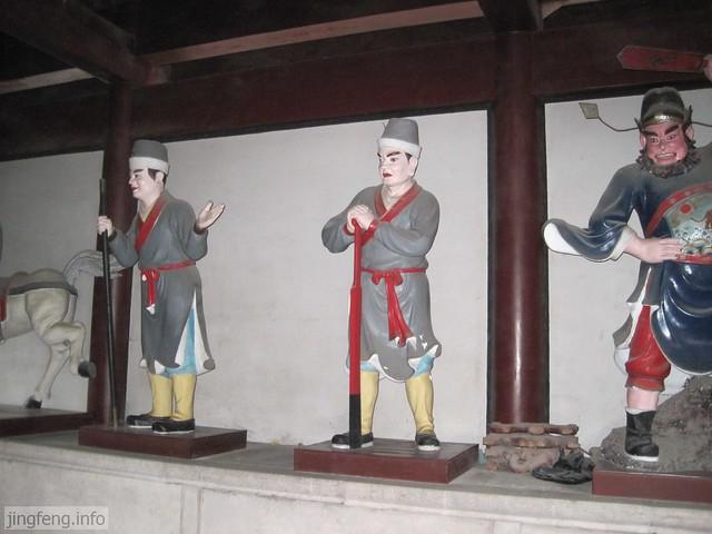 安昌古镇 城隍庙 (8)