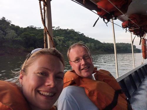 Puerto Iguazu - boottochtje