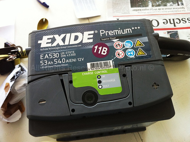 Exide Car Battery Emergency Service