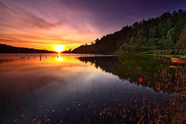 Beratan Sunrise