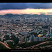 日落、九龍半島 | Kowloon Island at Sunset by E.HOBA