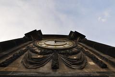 Dresden Rathaustrum Clock