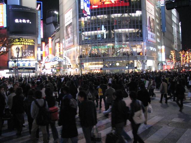 36/38 Busy Shibuya (忙しいの渋谷)