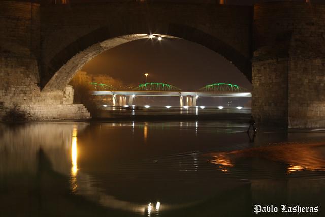 Bajo el puente