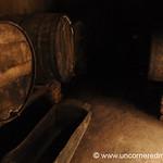 Wine Barrels of Casa Vieja - El Valle, Bolivia