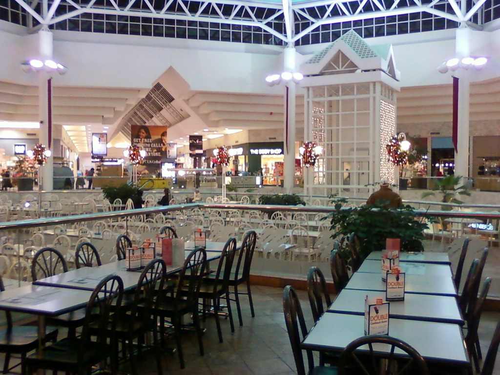 Oakview Mall Food Court