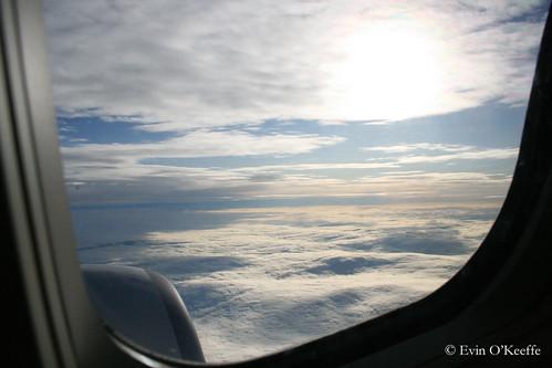Flying the Irish Skies