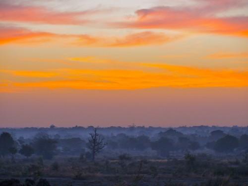 africa morning light sun sunrise ouagadougou burkinafaso