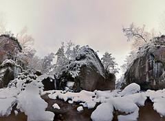 Burn O'Vat in winter