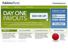 Publisher Portal (Business to Business)