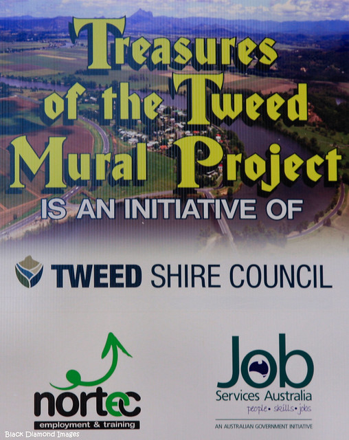 Treasures Of The Tweed Mural Project